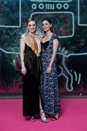 Phoebe Tonkin and Bella Heathcote attends NGV Gala in Melbourne, Australia 2019/11/30 3