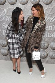 Shenae Grimes-Beech and Ashley Tisdale attend Brooks Brothers Holiday Celebration St. Jude in West Hollywood 2019/12/07 2