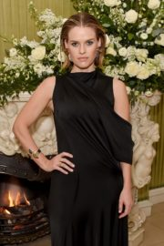 Alice Eve attends British Vogue and Tiffany & Co. Fashion and Film Party in London 2020/02/03 2