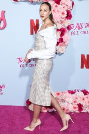 Ava Michelle attends Netflix Premiere 'To All the Boys: P.S. I Still Love' in Hollywood 2020/02/03 19