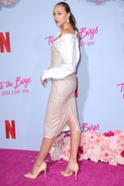 Ava Michelle attends Netflix Premiere 'To All the Boys: P.S. I Still Love' in Hollywood 2020/02/03 24