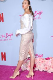 Ava Michelle attends Netflix Premiere 'To All the Boys: P.S. I Still Love' in Hollywood 2020/02/03 25