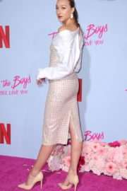 Ava Michelle attends Netflix Premiere 'To All the Boys: P.S. I Still Love' in Hollywood 2020/02/03 26
