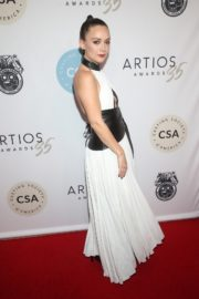 Billie Lourd attends 2020 Casting Society of America's Artios Awards in Beverly Hills 2020/01/30 2