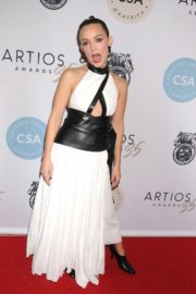Billie Lourd attends 2020 Casting Society of America's Artios Awards in Beverly Hills 2020/01/30 9