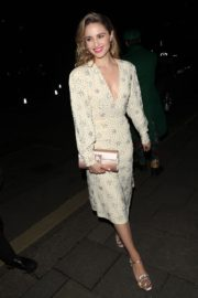 Dianna Agron arrives Vogue x Tiffany Fashion & Film after party in London 2020/02/02 3