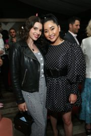 "Francesca Reale and Lana Condor attends ""To All The Boys: P.S. I Still Love You"" at Egyptian Theatre 2020/02/03 1"