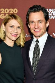 Claire Danes attends Roundabout Theatre Company's Annual Gala in New York 2020/03/02 2