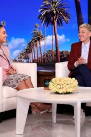 Demi Lovato attends The Ellen Degeneres Show 2020/03/05 4