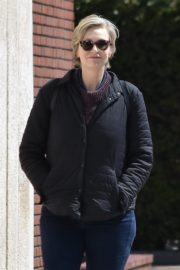 Jane Lynch out and about in Studio City 2020/03/26 2