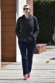 Jane Lynch out and about in Studio City 2020/03/26 3