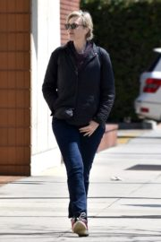 Jane Lynch out and about in Studio City 2020/03/26 9