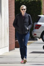 Jane Lynch out and about in Studio City 2020/03/26 10
