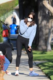 Katharine McPhee with David Foster out and about in Los Angeles 2020/03/27 3