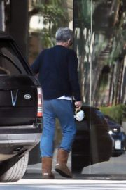 Katharine McPhee with David Foster out and about in Los Angeles 2020/03/27 24