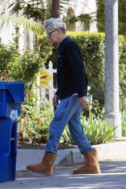 Katharine McPhee with David Foster out and about in Los Angeles 2020/03/27 30