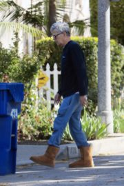 Katharine McPhee with David Foster out and about in Los Angeles 2020/03/27 36