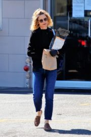 Kyra Sedgwick out and about in Los Angeles 2020/03/26 10