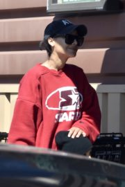 Naya Rivera with her son out and about in Los Feliz 2020/03/27 2