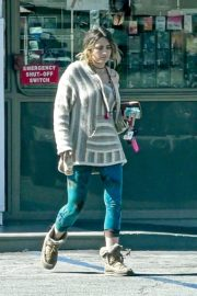 Paris Jackson out and in Los Angeles 2020/03/21 2