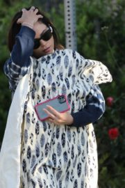 Jenna Dewan with her baby out in Los Angeles 2020/04/03 3