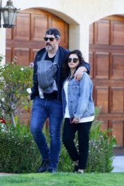 Jenna Dewan with her husband Channing Tatum Out in Los Angeles 2020/04/11 1