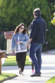 Jenna Dewan with her husband Channing Tatum Out in Los Angeles 2020/04/11 3