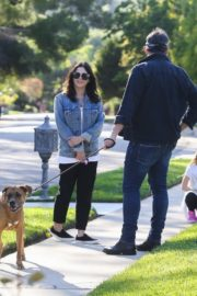 Jenna Dewan with her husband Channing Tatum Out in Los Angeles 2020/04/11 5
