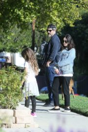 Jenna Dewan with her husband Channing Tatum Out in Los Angeles 2020/04/11 7