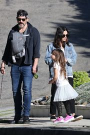 Jenna Dewan with her husband Channing Tatum Out in Los Angeles 2020/04/11 8