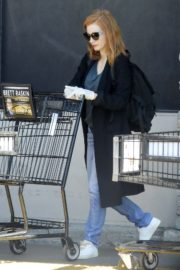 Jessica Chastain Grocery Shopping out in Palos Verdes, California 2020/04/04 2