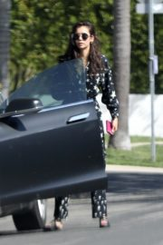 Nina Dobrev after a morning workout in Los Angeles 2020/04/03 5