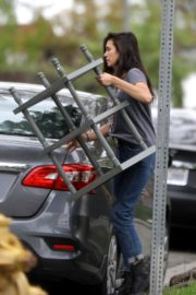 Nina Dobrev out and about in Los Angeles, California 2020/04/07 3