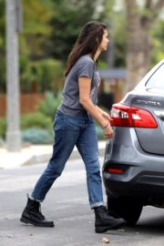 Nina Dobrev out and about in Los Angeles, California 2020/04/07 8