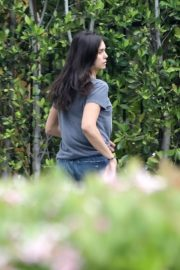 Nina Dobrev out and about in Los Angeles, California 2020/04/07 9