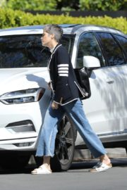 Selma Blair out and about in Los Angeles 2020/03/30 2
