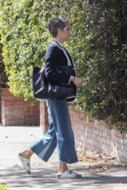 Selma Blair out and about in Los Angeles 2020/03/30 5