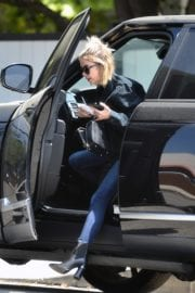 Ashley Benson seen for the first time after rumored split from Cara Delevingne in Los Angeles 2020/05/09 1