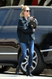 Ashley Benson seen for the first time after rumored split from Cara Delevingne in Los Angeles 2020/05/09 11