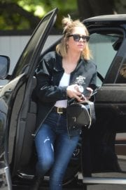 Ashley Benson seen for the first time after rumored split from Cara Delevingne in Los Angeles 2020/05/09 14