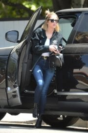 Ashley Benson seen for the first time after rumored split from Cara Delevingne in Los Angeles 2020/05/09 15