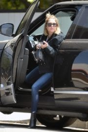 Ashley Benson seen for the first time after rumored split from Cara Delevingne in Los Angeles 2020/05/09 17