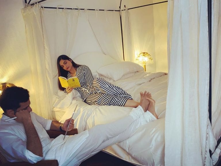 Sonam Kapoor shared photos of her Delhi home on Instagram 2020/05/11 1
