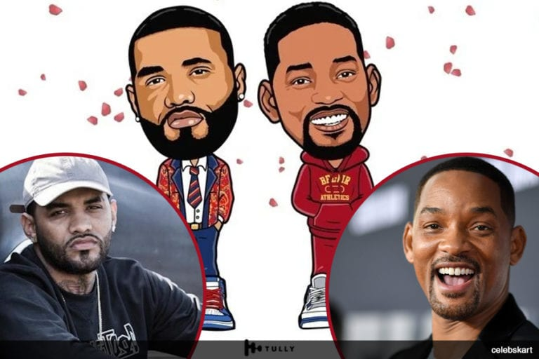 Will Smith tends to makes Joyner Lucas Cry With Song Remix 1