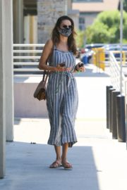 Alessandra Ambrosio at Dermacare Facial Clinic Spa in Woodland Hills 2020/06/04 3