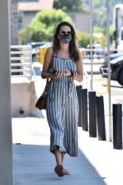Alessandra Ambrosio at Dermacare Facial Clinic Spa in Woodland Hills 2020/06/04 4