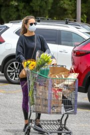 Alessandra Ambrosio Out Shopping in Los Angeles 2020/06/20 2