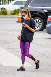 Alessandra Ambrosio Out Shopping in Los Angeles 2020/06/20 3