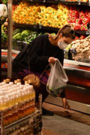 Alessandra Ambrosio Out Shopping in Los Angeles 2020/06/20 11