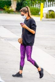 Alessandra Ambrosio Out Shopping in Los Angeles 2020/06/20 13